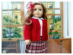 American Girl Doll 18 Inch Classic 1950s by BonJeanCreations, $38.49
