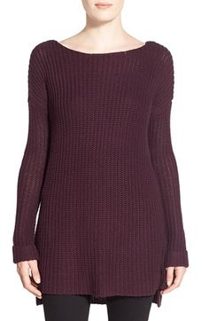 cupcakes and cashmere 'Geoffrey' Tunic Sweater available at #Nordstrom
