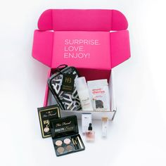 Special Delivery! A Guide to Online Beauty Box Clubs - FOR A LITTLE BIT OF EVERYTHING from InStyle.com