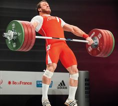 Olympic Weightlifting - Master the Snatch and the Clean and Jerk With Our Step-by-Step Guide   Muscle & Fitness