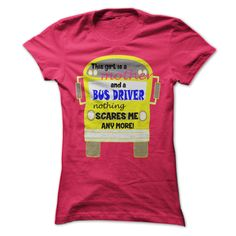 I Am A Mother And A Bus Driver T Shirt, Hoodie, Sweatshirt