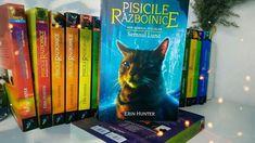 Recenzie Pisicile războinice Vol.22 - Semnul lunii de Erin Hunter Books, Art, Literatura, Art Background, Libros, Book, Kunst, Performing Arts, Book Illustrations
