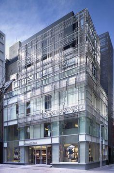 Ermenegildo Zegna Japan | Peter Marino Architect