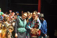 Murgas Infantiles 2015 Premio a la Letra y Crítica: Los Notas
