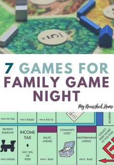 Games for family gam