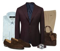 Fredagsinspiration - Vinrött Smart Casual Menswear, Men Casual, Sharp Dressed Man, Business Casual Outfits, Mens Fashion Suits, Outfit Combinations, Gentleman Style, Stylish Men, Costume