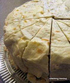Williamsburg Orange Cake Recipe.. Simply amazing!!