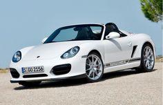 2009 Porsche Boxster Spyder
