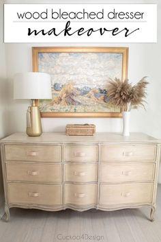 Painted Furniture, Diy Furniture, Wallpaper Furniture, Wallpaper Dresser, Furniture Refinishing, Raw Wood Furniture, Upscale Furniture, Furniture Design, Bedroom Furniture Makeover