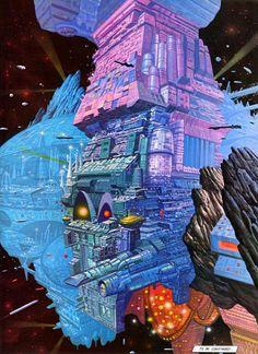gonzo-sci-fi:  Angus McKie http://ift.tt/1GdtPFQ #scifi #art