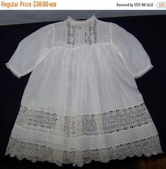 Hey, I found this really awesome Etsy listing at https://www.etsy.com/listing/465149763/end-of-summer-sale-delicate-vintage