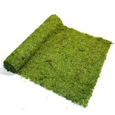 Moss Table Runner - oh, just think of the possibilities! Easter brunch decor, garden party tables,etc.  I love everything at ACME.