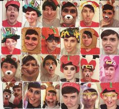 Look at Dan in the 10th one,look how precious he looks
