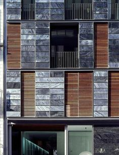 Amazing Apartment Building Facade Architecture Design 36