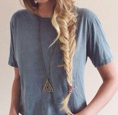 Gorgeous fishtail