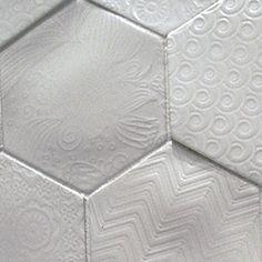 mettrosource - barcelona series hexagon tiles