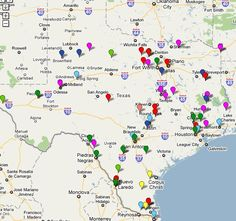 Texas prisons - You would think we had plenty! 116 prisons, 147,000  men and women behind  state bars.
