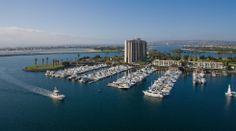Experience the beautifully transformed Hyatt Regency Mission Bay Spa and Marina near Sea World San Diego.