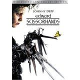 Edward Scissorhands (Widescreen Anniversary Edition) (DVD)By Johnny Depp