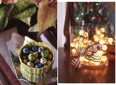 37 Easy To Make Christmas Decorations | DigsDigs