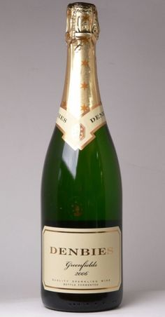 Denbies Greenfields Vintage Sparkling - English sparkling wine £26.95