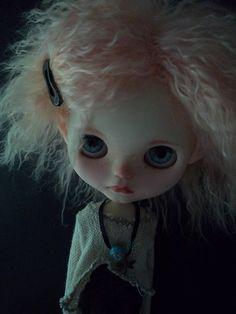 REZERVOVANO pro Sandra OOAK Custom Blythe Doll