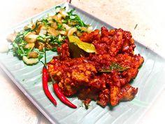 Indonesischer fruchtig-scharfer Sambal-Tempeh und -Tofu (aka Martins neues Lieblingsessen) | Veganitäten