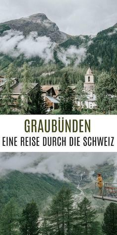 Eine Zugreise durch den schönsten Kanton der Schweiz. Im Bernina Express durch Graubünden.