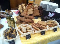 Los espectaculares panes de todo tipo de Panaderías Mariel (Ibi)... wooow