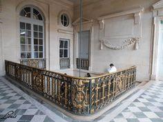 Petit Trianon : Rez-de-chaussée et Premier Etage