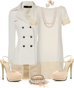 """""""Winter White"""" by natasha-gayden ❤ liked on Polyvore"""