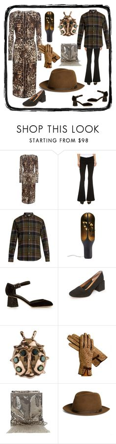 """""""set for amazing"""" by denisee-denisee ❤ liked on Polyvore featuring Dolce&Gabbana, L'Agence, Inis Meáin, Moustache, LOQ, Loquet, Jimmy Choo, Brooks Brothers and vintage"""