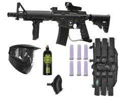 Best Paintball Gear