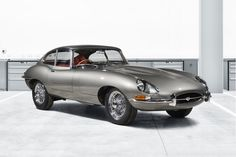 Jaguar Classic Will Sell a Rare Fully Restored 1965 Series 1 E-Type Next Week