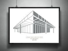Gallery - Archiposters Feature Minimalist Representations of Contemporary Architecture - 3