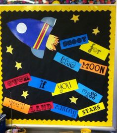 Updated my classroom bulletin board----will continue to look for a string of lights (of course has to be battery operated due to budget cuts. . . . :)
