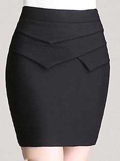 Pencil Skirt Outfits, Dress Outfits, Fashion Outfits, Casual Outfits, Latest African Fashion Dresses, Work Skirts, African Dress, Work Attire, Printed Skirts