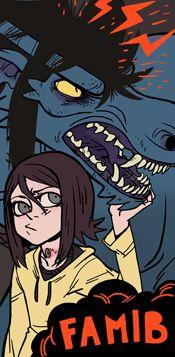 Other Britt's comic