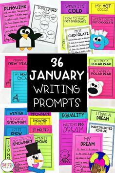 January Writing Craf