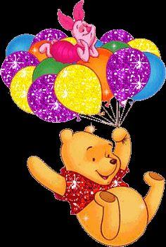 Winnie the pooh Glitter Gifs. Free Winnie the pooh Glitter Gifs. Animated Winnie the pooh Glitter Graphics. Winnie the pooh Gifs. Birthday Wishes For Kids, Happy Birthday Video, Cute Happy Birthday, Happy Birthday Wishes Cards, Happy Birthday Pictures, Winnie The Pooh Gif, Winnie The Pooh Pictures, Winnie The Pooh Birthday, Winnie The Pooh Friends
