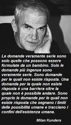 Milan Kundera dixit