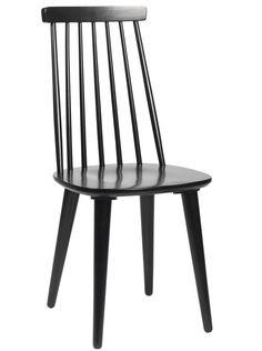 Lotta pinnatuoli, Musta. Dining Chairs, Furniture, Home Decor, Dining Rooms, Black, Decoration Home, Room Decor, Dining Chair, Home Furnishings