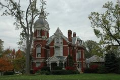 Victorian Mansion, S Main Street, Findlay, OHThe Charles H. Bigelow House is a historic building in Findlay, Ohio, United States, that was listed on the National Register of Historic Places on March 29, 2006. The home is considered to be a fine example of a Painted Lady,[2] or polychrome Victorian architecture.