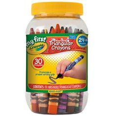 My First Crayola Jumbo Crayons