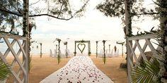 Wedding Aisle.