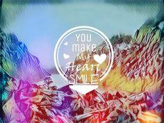 #smilemyheart