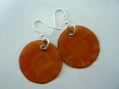 Hand Made Jewellery - made from Carrots