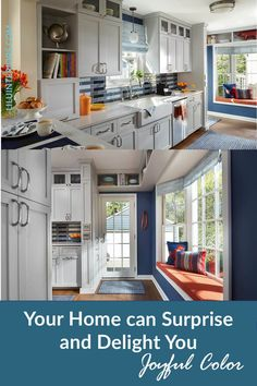 Looking for ways to make your home a daily surprise? CLICK TO READ MORE #homedesign #interiordesign #home #alternative #whimsicaldesign #funhomedesign #color #art #music #travel #zen