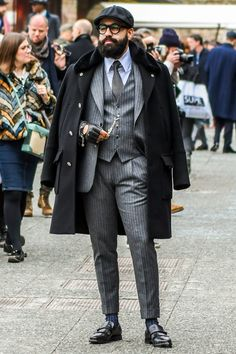 Suit Fashion, Fashion Photo, Mens Fashion, Fashion Outfits, Daily Fashion, Street Style Boy, Cool Street Fashion, Mode Costume, Checked Suit