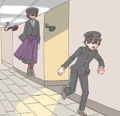This is a TBHK Yashiro Nene x Hanako Kun (Yugi Amane) Fanfiction! Manga Anime, Anime Meme, Anime Art, Toilet Boys, Anime Angel, Anime Kawaii, Aesthetic Anime, Funny Memes, Cute